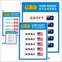 Ham Radio Stickers