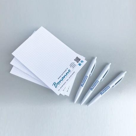 KIT Notepads + Pen