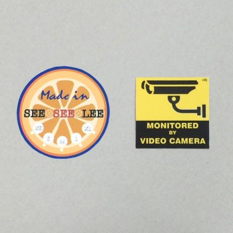 Adesivi / Sticker RQ