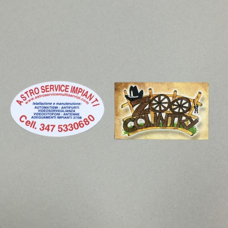 Adesivi / Sticker OR