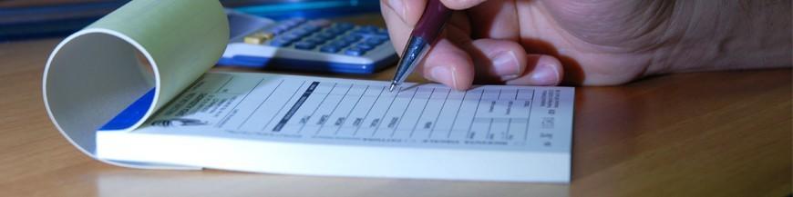 Ricevute fiscali / Fatture
