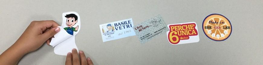 Adesivi / Sticker